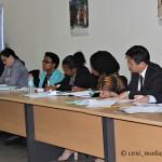Réunion du Comité Local d'Approbation du Projet SACEM