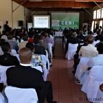 Présentation de rapport d'activité 2016 de la CENI