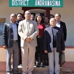 Descente sur Andramasina