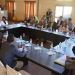Réunion comité de pilotage SACEM