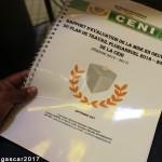 Evaluation du PTP de la CENI (2015-2017)