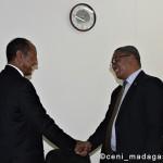 Visite du Représentant du SG de l'ONU