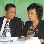 Cadre de concertation avec l'OIF et Partis Politiques