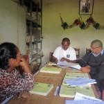 Assistance aux démembrements de la CENI pour l'effectivité du plan de mise en oeuvre de la RALE 2017-2018