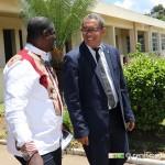 Réunion de débriefing entre la CENI et l'Union Africaine