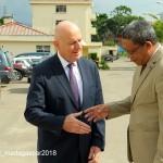 Visite de courtoisie Ambassadeur de Turquie