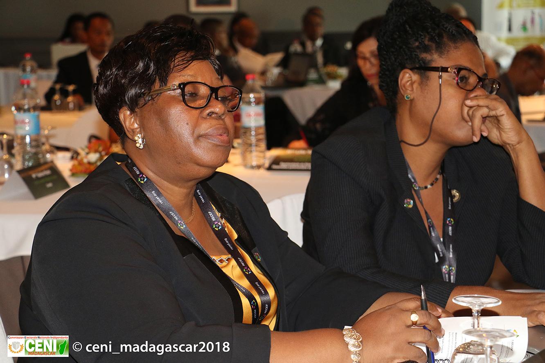 Les participants du 6ème séminaire du RECEF