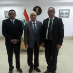 La CENI Madagascar a effectué une mission d'échange avec l'OGE indienne