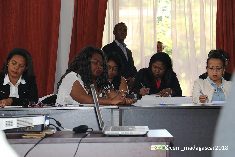 Clôture des séries d'ateliers de renforcement des capacités des professionnels des médias