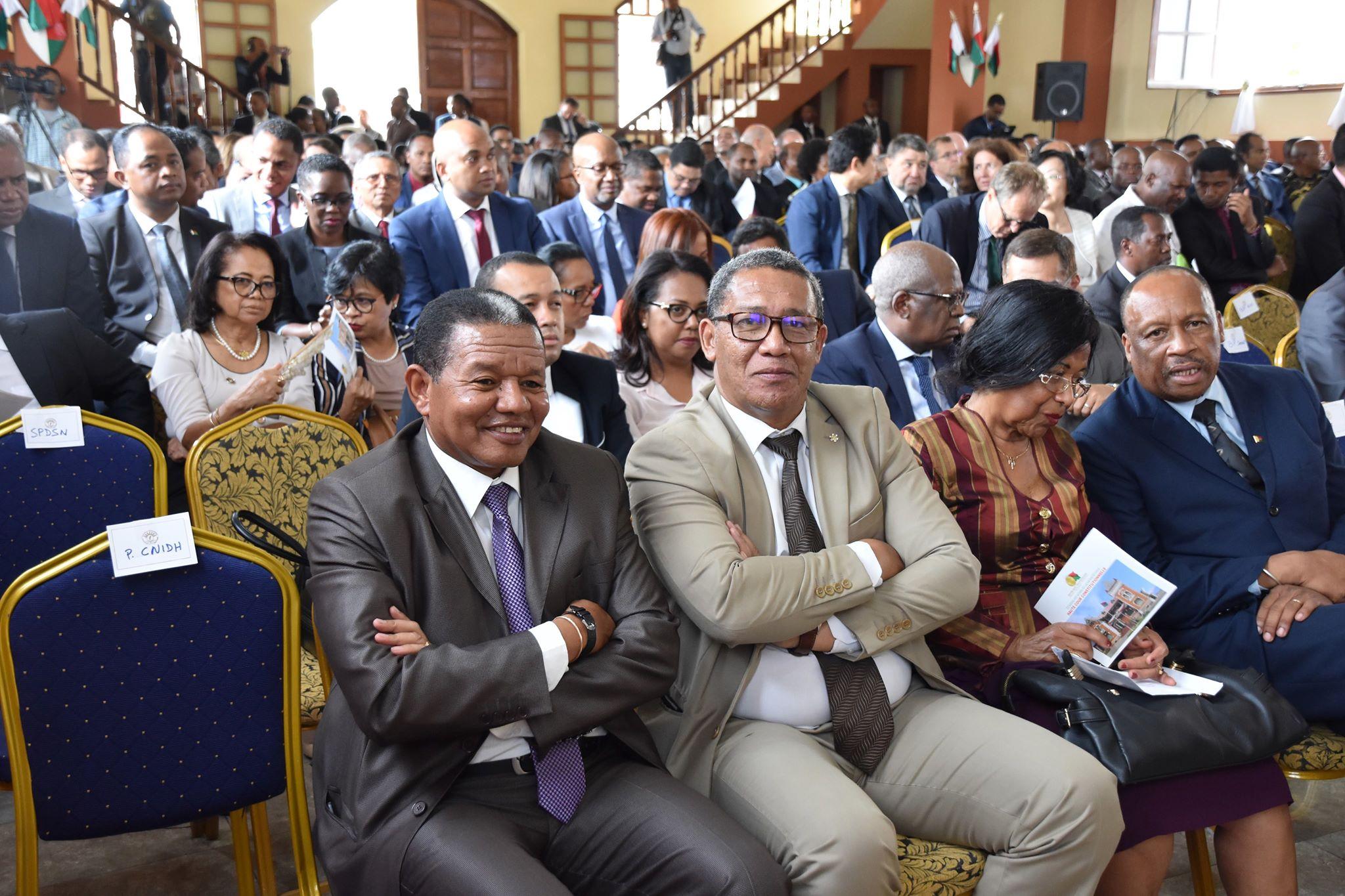 Déclaration du Président de la Commission sur les résultats définitifs du processus électoral à Madagascar – African Union Peace and Security Departement